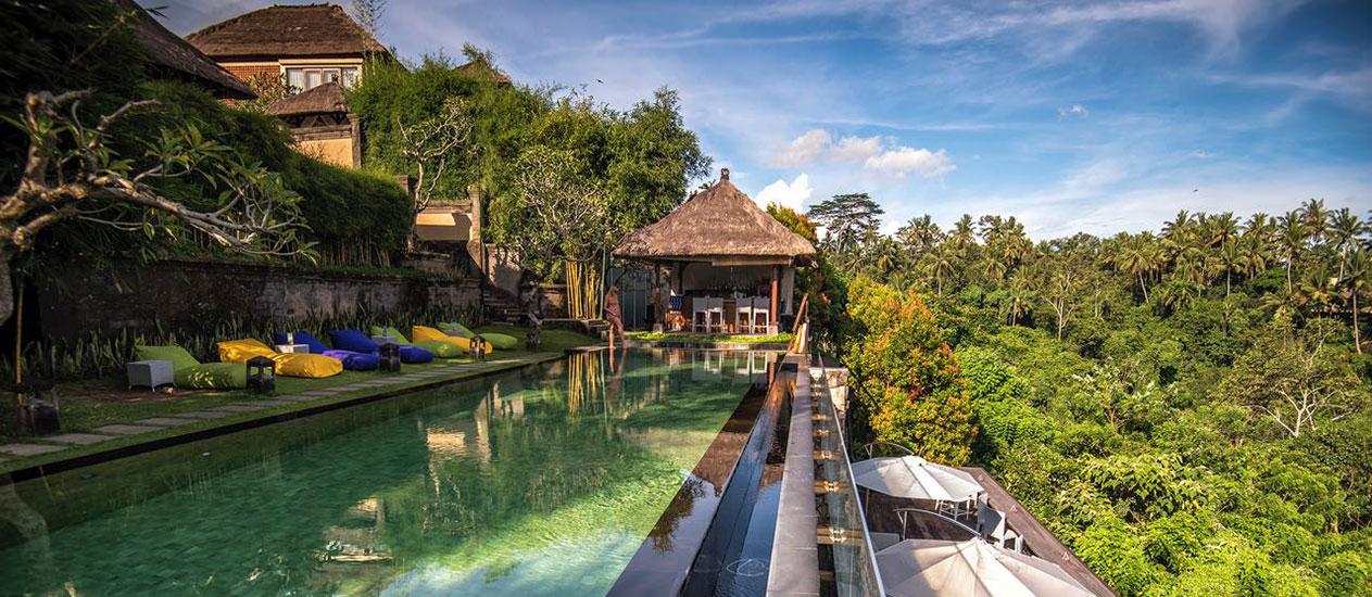 Kamandalu Ubud A Five Star Luxury Hotel Resort Ubud Bali