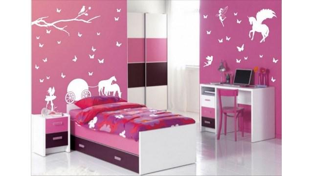 Kamar Tidur Anak Perempuan Dekorasi