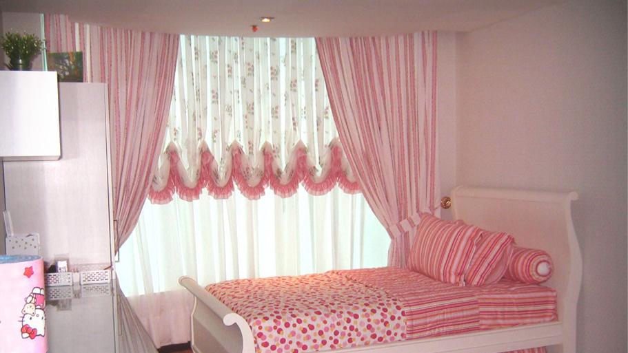 Gorden kamar tidur wanita