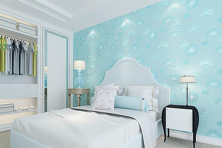 Wallpaper kamar tidur minimalis
