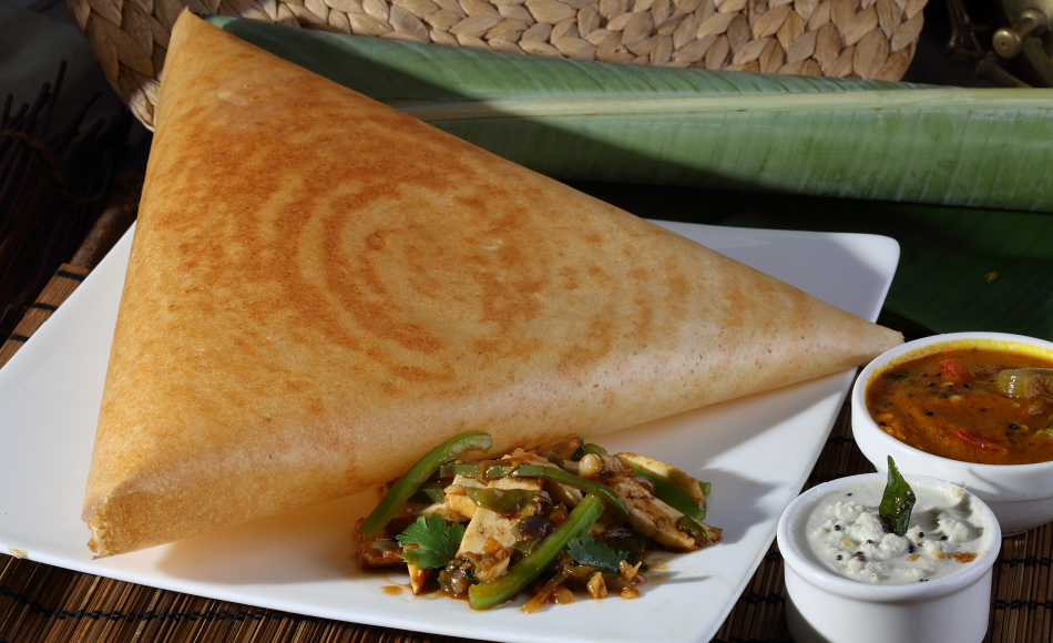 PANEER CHILLY DOSA