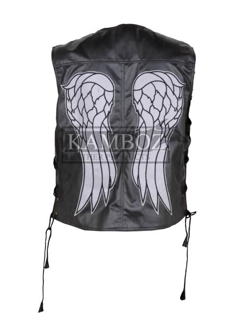 Walking Dead Daryl Dixon Angel Wing Vest