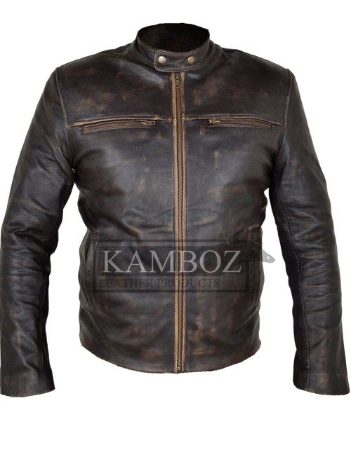 Hunger Games Ves Bentley Jacket