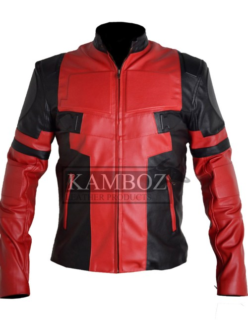 DeadPool Jacket V4