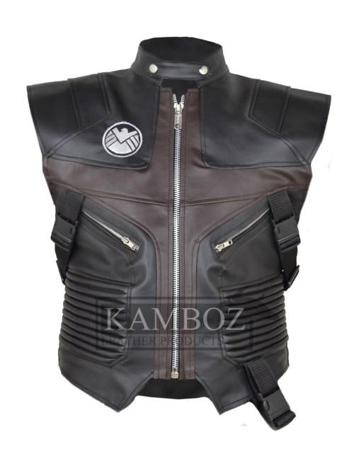 Jeremy Renner The Avengers Hawkeye Vest