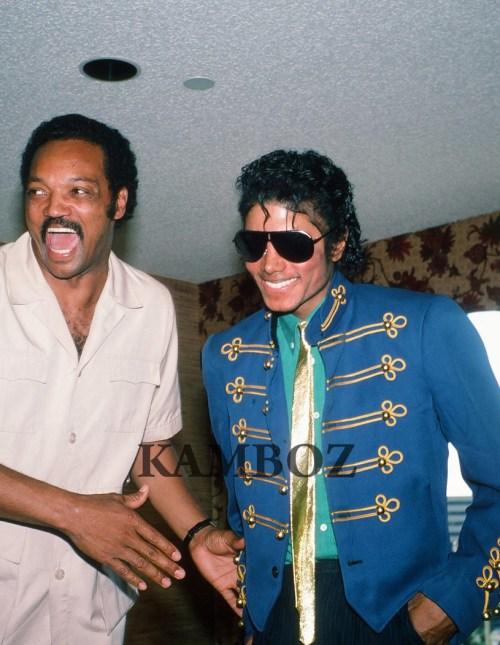Michael Jackson Blue Military Jacket