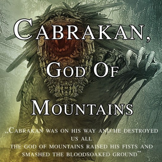 Cabrakan, God of Mountains