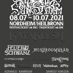 SunStorm Open Air 2021