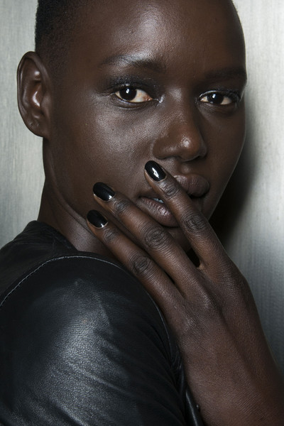 Dark Skinned Beautiful Ladies Should Opt For Deep Shades Of Nail Polish As They Tend To Suit You The Best