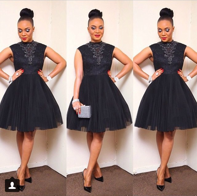 Image result for black dresses worn by Nigerian women