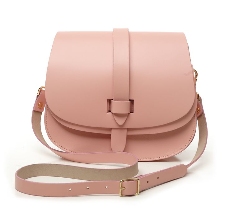 Lost Property of London Saddle bag