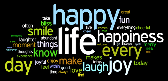 The cost of Hapiness