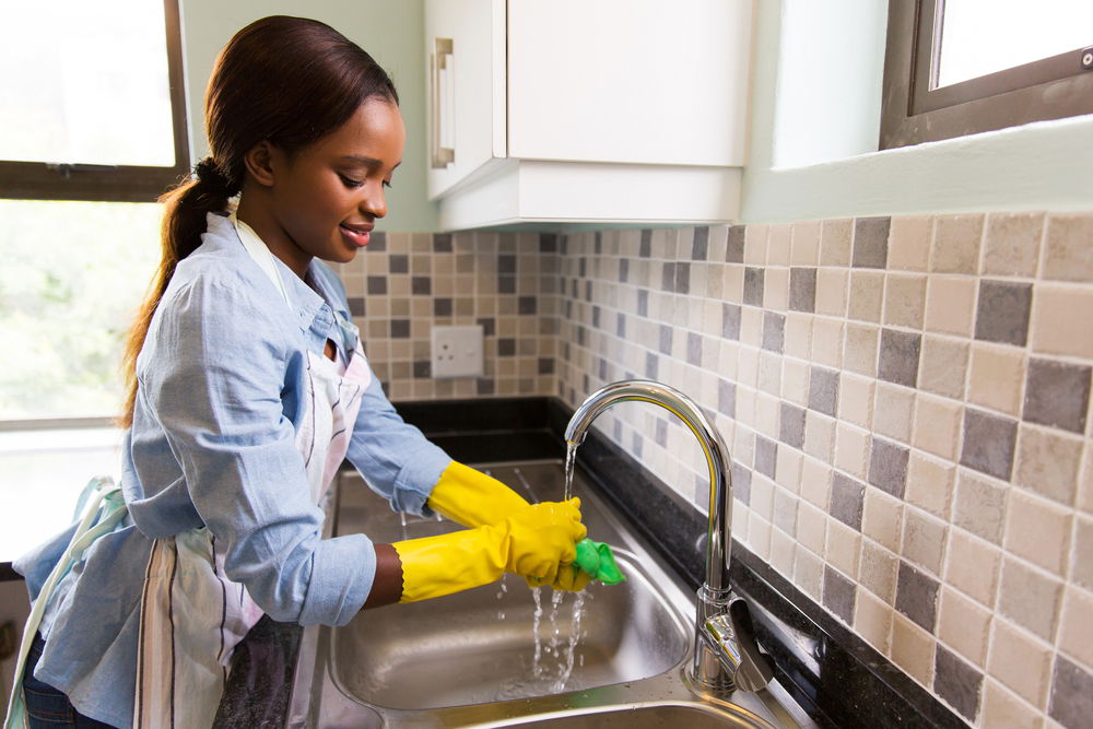 5 Ways To Lose Weight Doing Household Chores