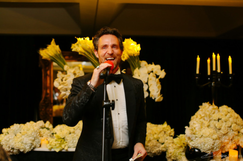 Jeff Leatham Floral Experience: The Dinner