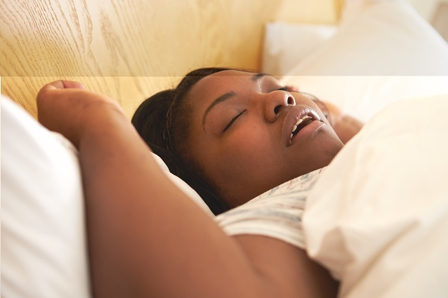 Here's Why You Won't Snoring at Bed Time