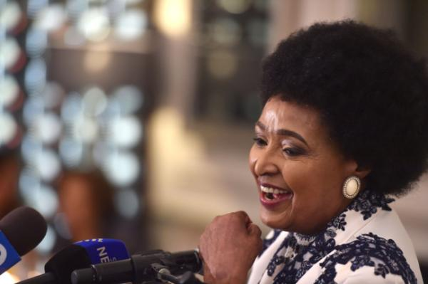 Winnie Mandela celebrates her birthday
