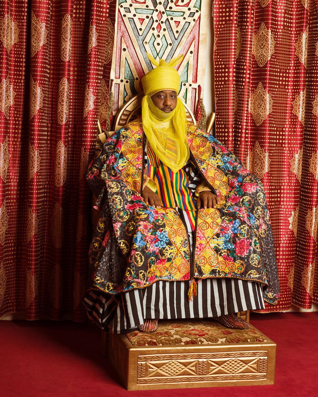 Emir of Kano Sanusi Lamido Sanusi for ThisDay Style Cover (8)