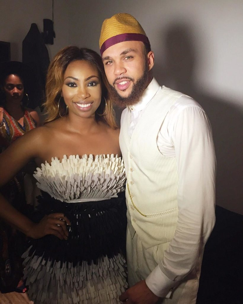 On The Carpet with BOLINTO: Exclusive interview with Jidenna, Dj Cuppy, Mr. Eazi, Lynxxx at Jidenna Live in Lagos