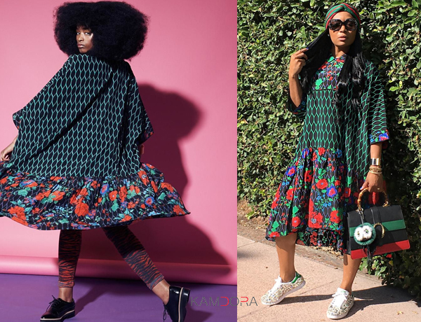 kenzo-and-hm-floral-shirt-dress