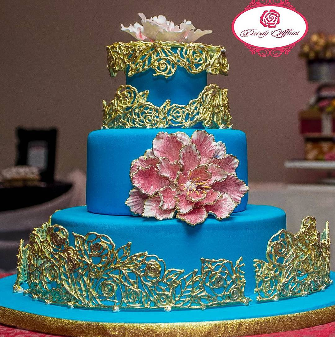 How To Bake Nigerian Wedding Cake