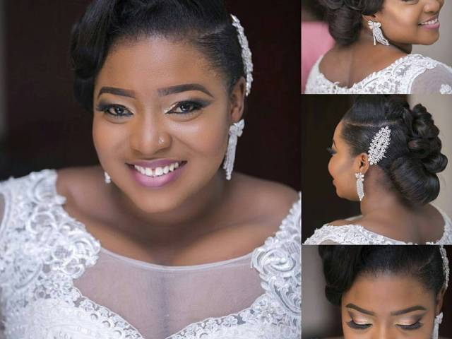 16 gorgeous wedding hairstyles for nigerian brideshair stylist