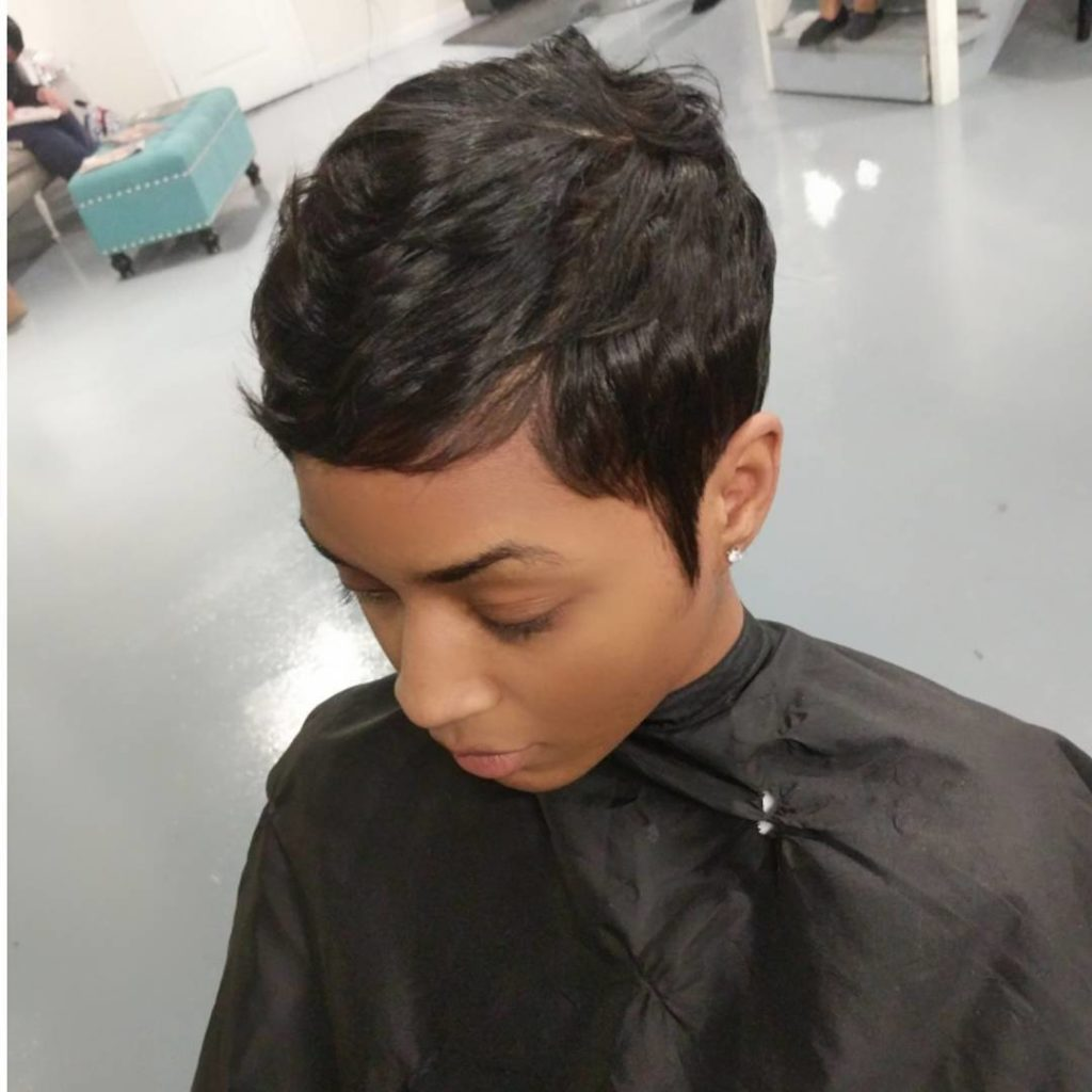 Short Hairstyles to try out for that edgy cool look (3)