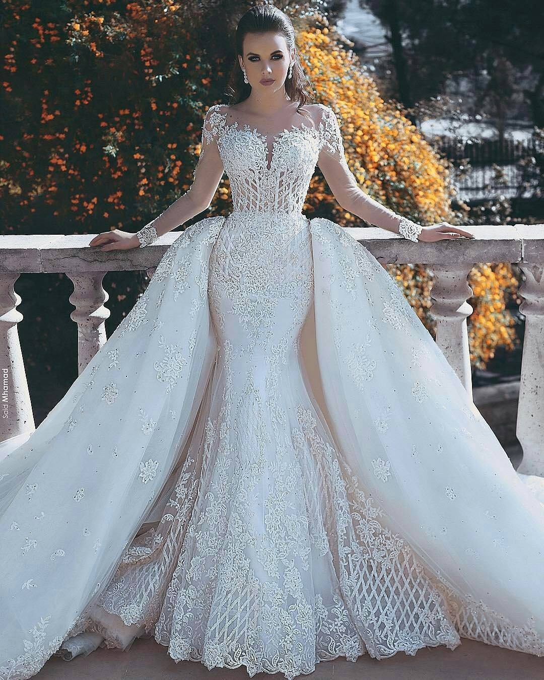 The Ball Gown Is Perfect For Brides Who Want To Feel Like Princesses ...