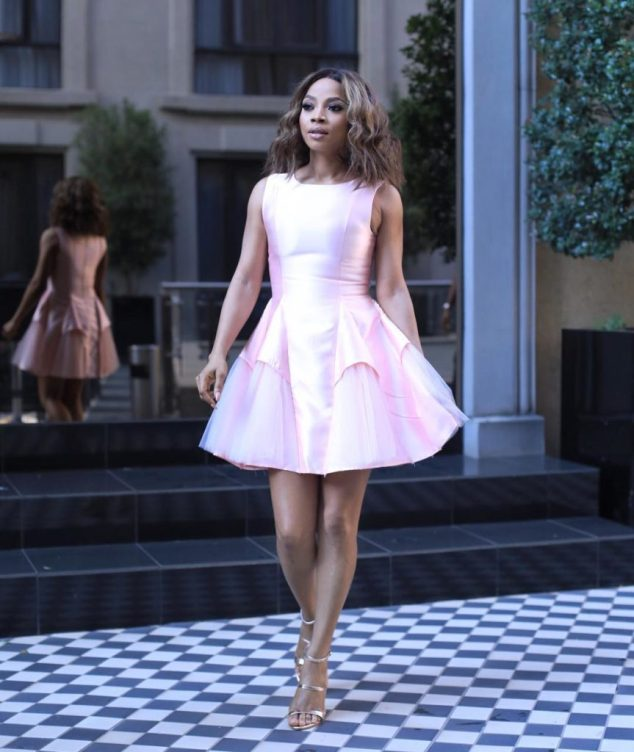 Toke Makinwa South Africa Style 9