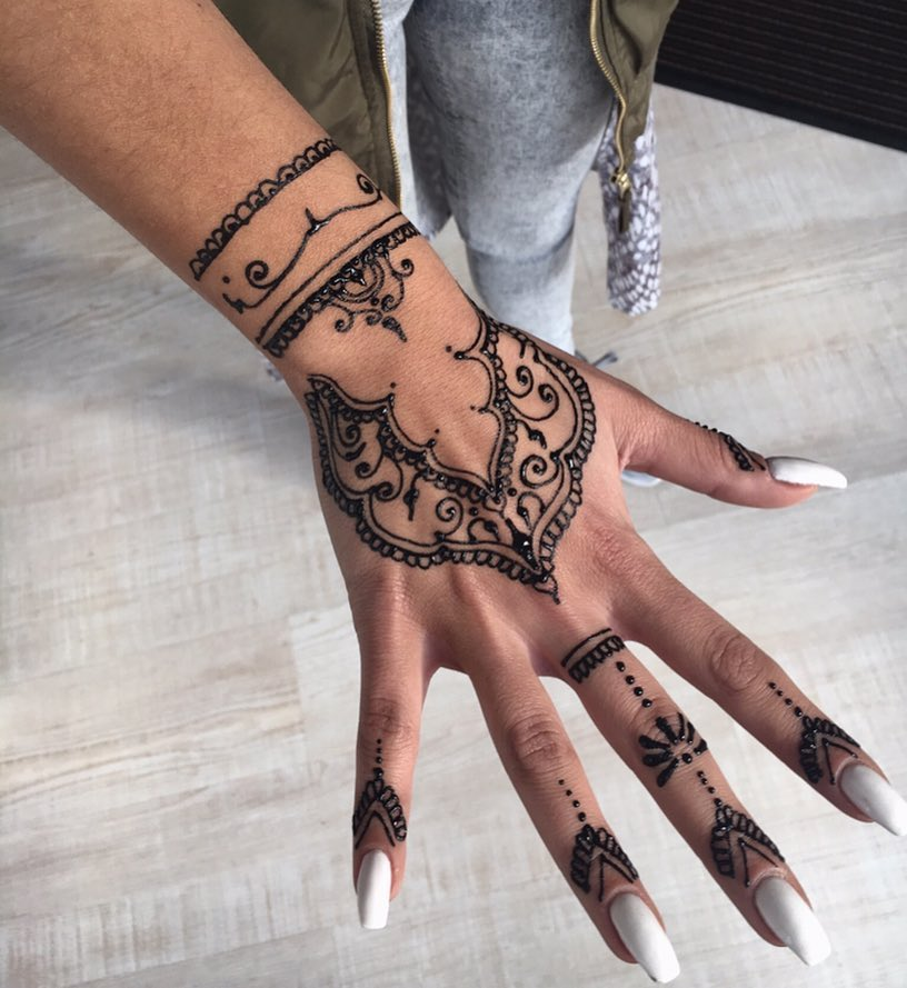 Henna The Origin Uses In Weddings Kamdora