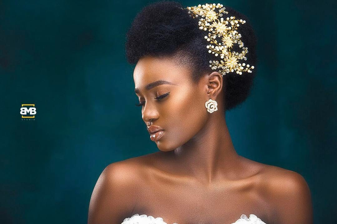 natural hair bride8