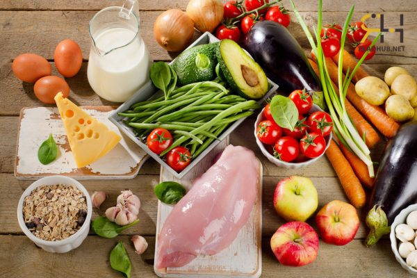 best protein food to lose belly fat
