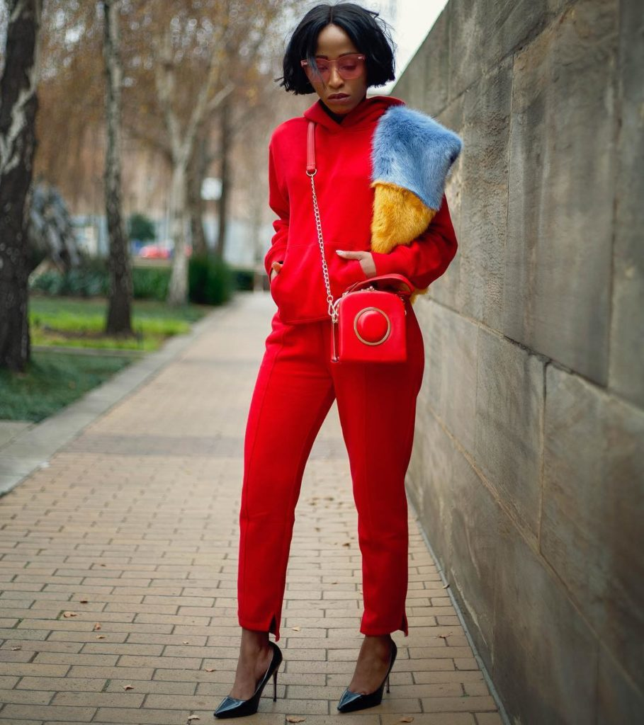 South Africa's Stylish Ladies - Simply Palesa 1