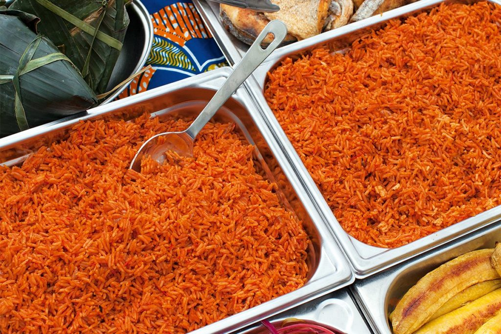 world jollof rice day