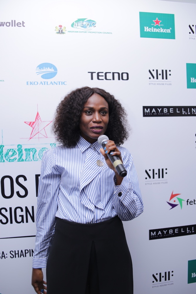 As The Heineken Lagos Fashion and Design Week Approaches, Read All About What Went Down At The Press Cocktail 2 - Omoyemi Akerele