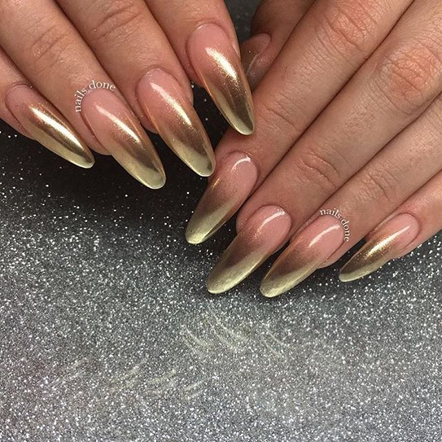 Chrome Nails ManicureMondays Tips