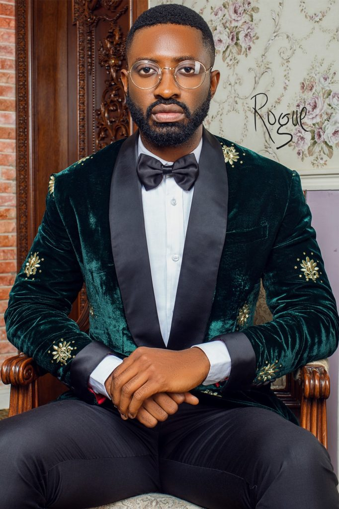 Uti Nwachukwu and Ric Hassani (13)