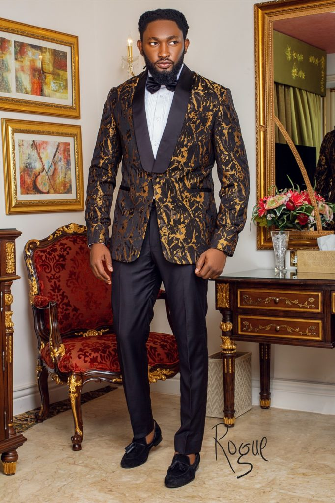 Uti Nwachukwu and Ric Hassani (4)
