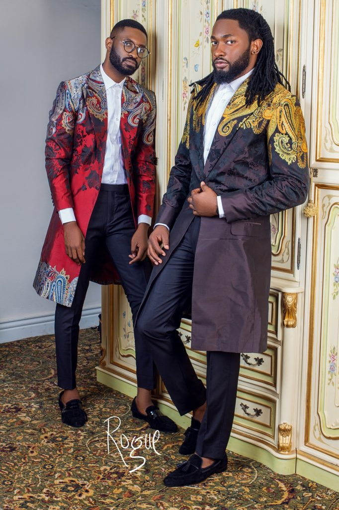Uti Nwachukwu and Ric Hassani (9)