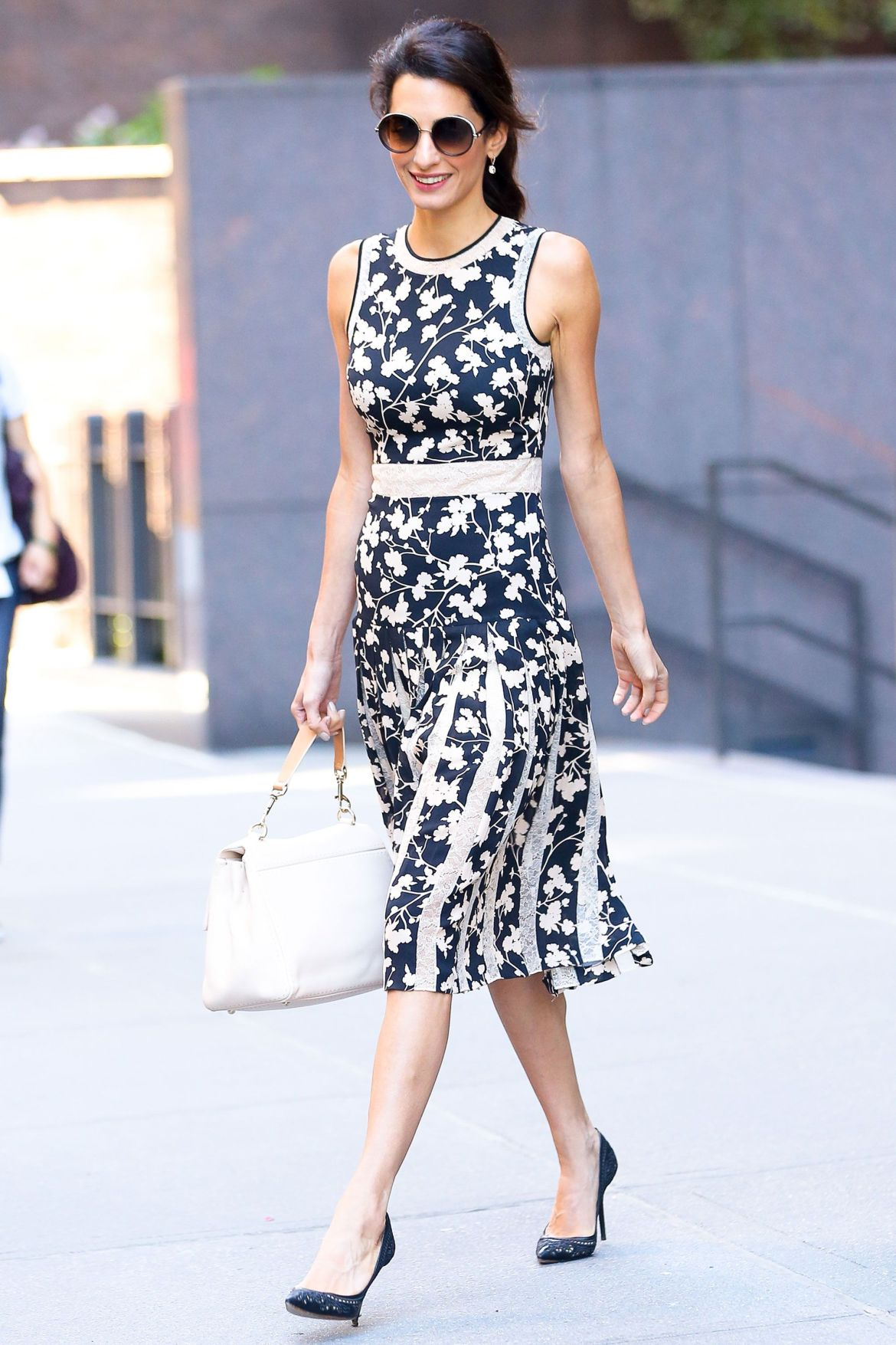 Amal Clooney does work style perfectly 15