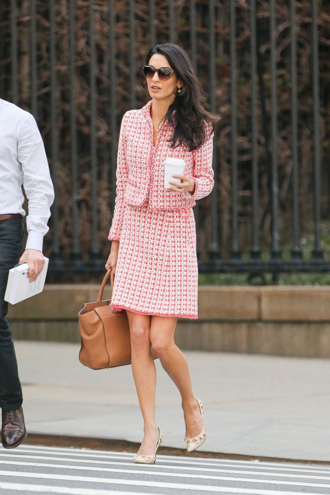 Amal Clooney does work style perfectly 18