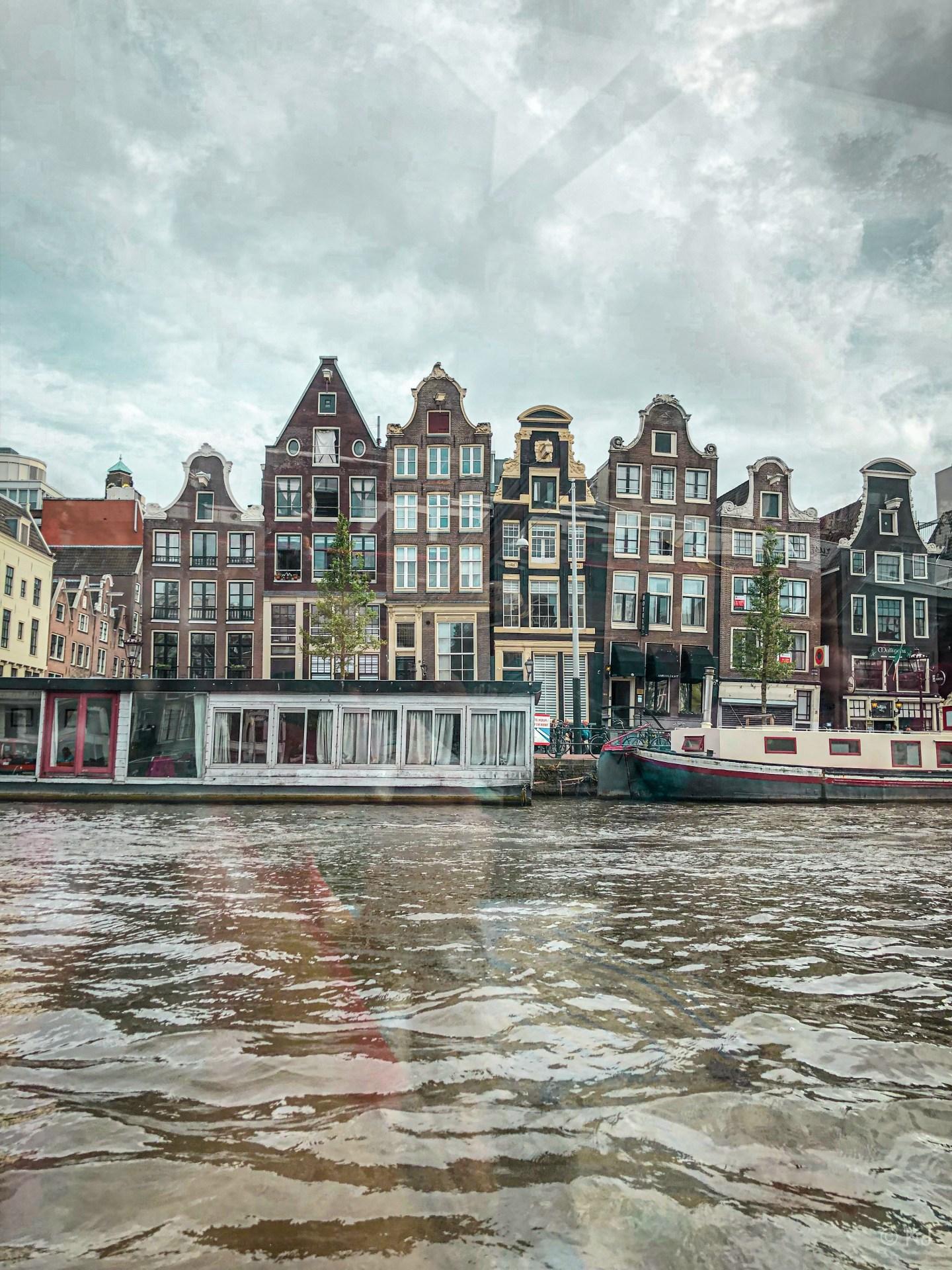Amsterdam – Late Birthday Getaway