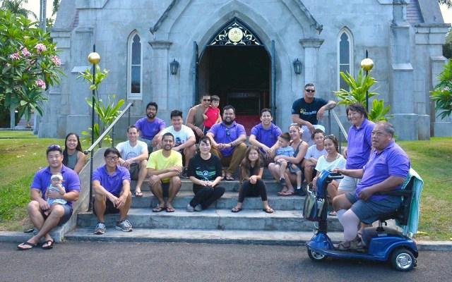 Mauna'ala - Royal Mausoleum State Monument Clean up