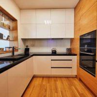 kuchynska doska Technistone Brilliant Black