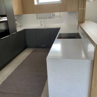 Technistone Noble Areti Bianco