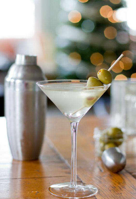 hoe maak ik een martini