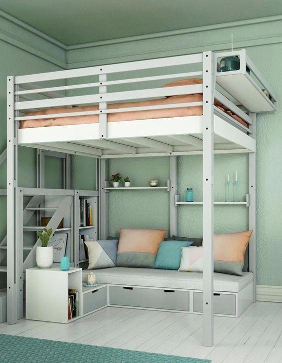 kleuradvies voor de kleine woonruimte