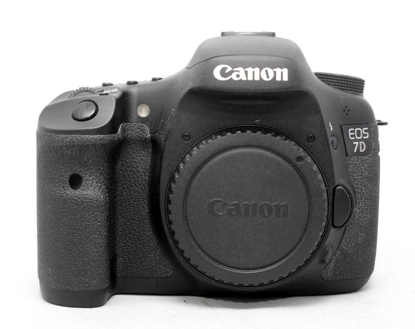 Canon EOS 7D Body occasion canon eos t6 body only Canon EOS T6 Body Only 12234693 1