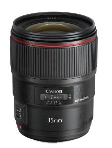 Canon EF 35mm f1.4L II USM FRA