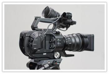 Sony PXW-FS7.