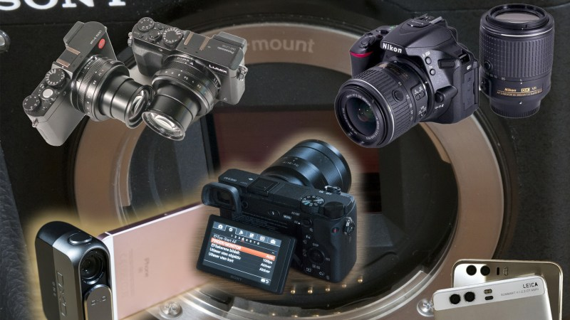 Kamerateknologi
